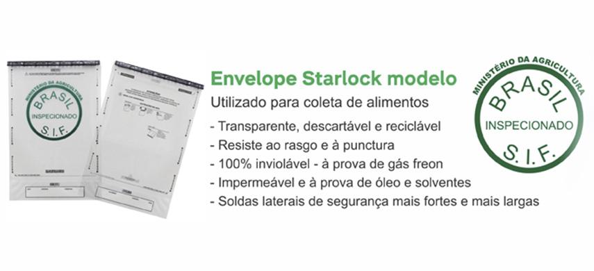 Envelope Starlock ® SIF
